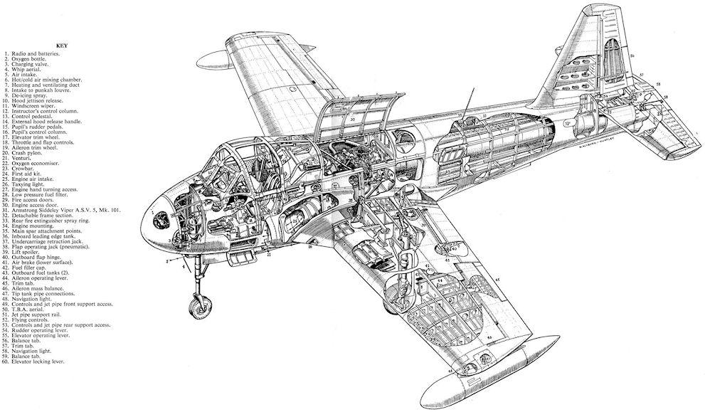 air pictorial 1955